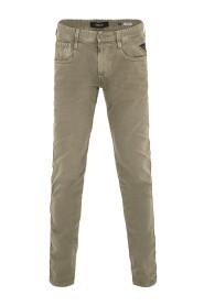 Grønn Replay Anbass Jeans