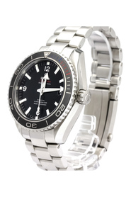 Stainless Steel Seamaster Planet Ocean Olympic Sochi Limited Edition Automatic Watch 522.30.46.21.01.001 Metal