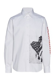 Flag Relaxed Shirt
