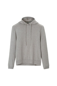 Clothing June Knitted Hoodie Overdeler