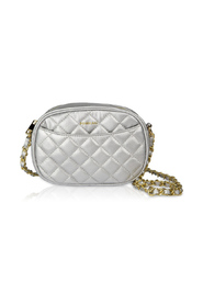 Queen Quilted Shoulder Strap