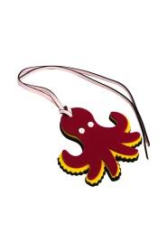 Bag Charm Paulas Ibiza Octopus Keyring
