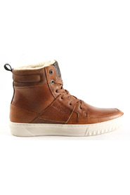 cognac Bjorn Borg Collin High 1942-493803 veterschoenen
