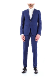 CORNELIANI 837Z25-9164135 DRESS Men BLUE