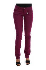 Cotton Stretch Slim Denim Jeans