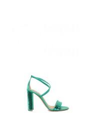 Sandals con paillettes