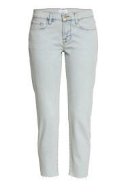 Jeans Le Garcon Crop Raw Edge Divisadero