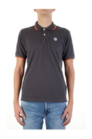 692241 Short sleeve polo