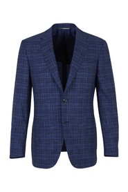 Silk and wool jacket