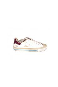 Sneakers starless cuir languette leopard spoiler HC2WS 600612 046
