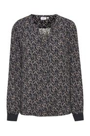 Bello Blouse Blurred Floral