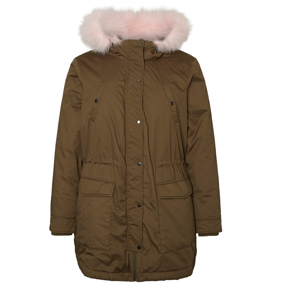 Jacket Long parka
