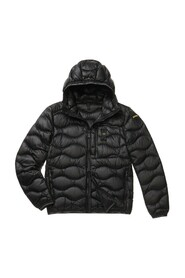 DOWN JACKET WITH WAVES MAURICE