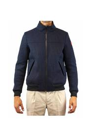 Jacket with zipped