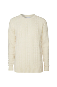 Greene Cable Knit Jumper
