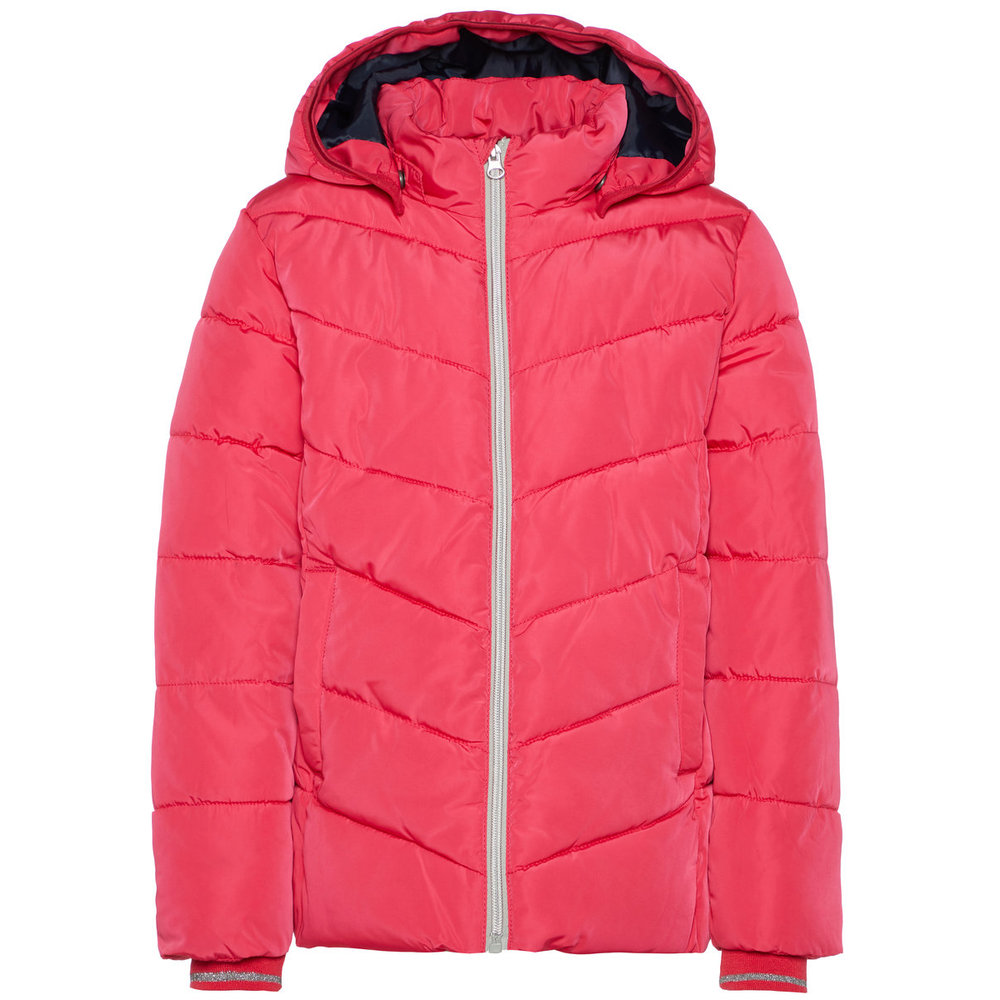 Winter jacket puffer quilted