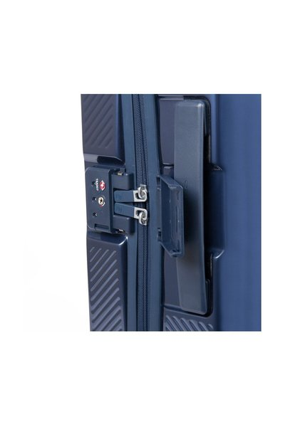 Meilleur authentique Blue Suitcase Piquadro Valises pqNHB