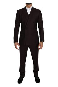 Wool Slim 3 Piece MARTINI Suit