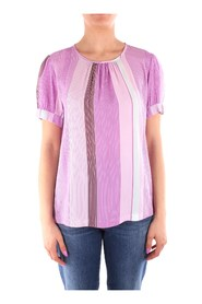 LIVIO Short Sleeve Blouse