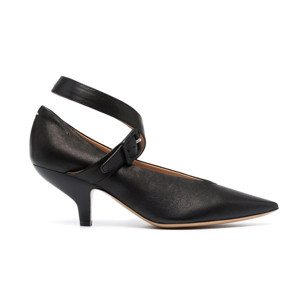COURT POINTED SHOES