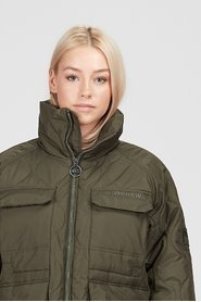 W. Queens Side Slit Jacket