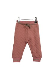 Petit by Sofie Schnoor - Sweatpants, Quilt - Burned Coral