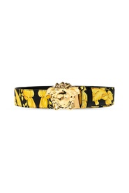 Barocco-printed belt