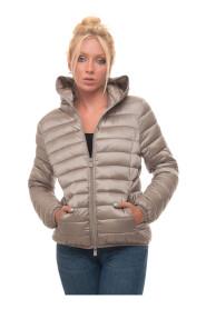 ALEXIS hooded harrington jacket