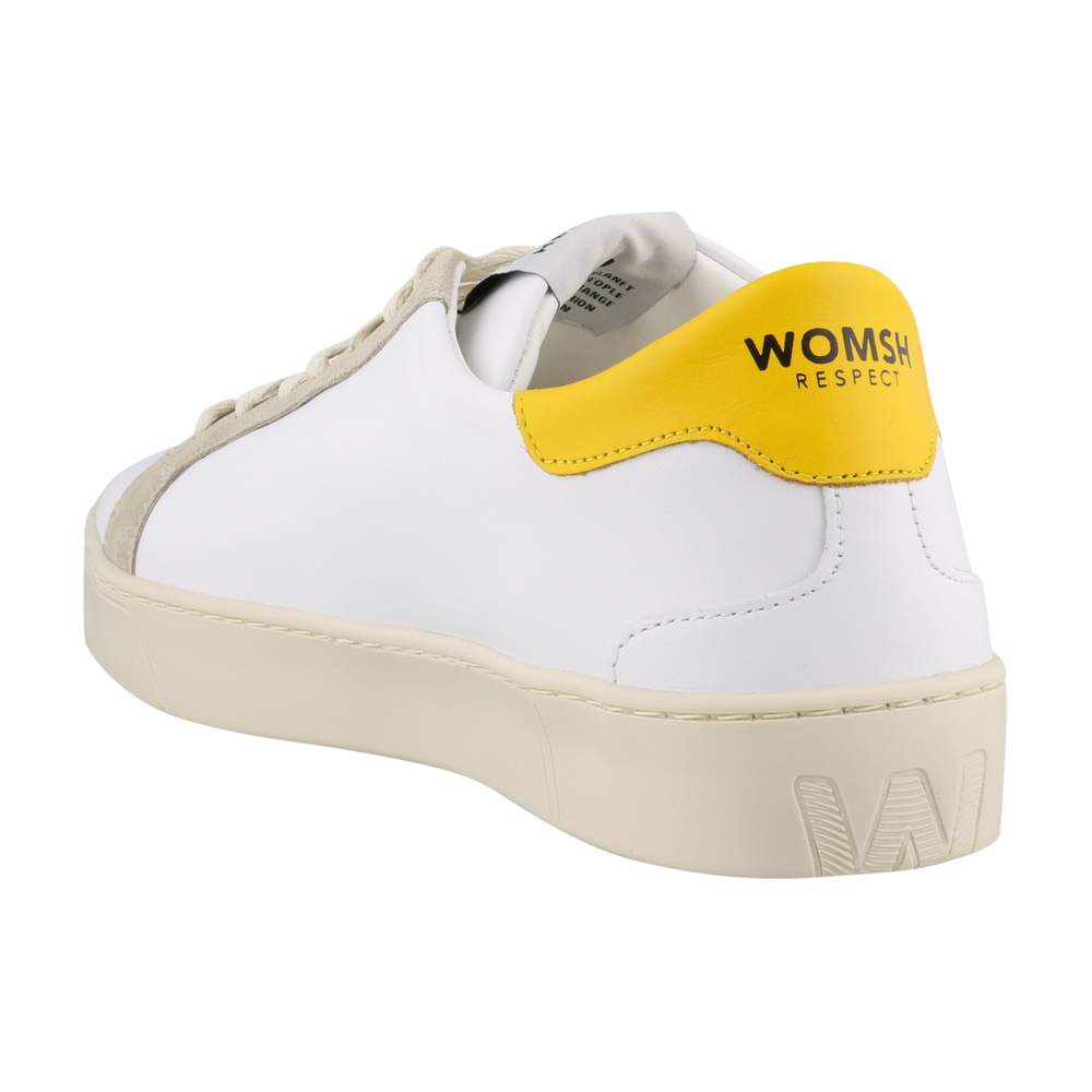 White sneakers | Womsh | Sneakers | Herenschoenen
