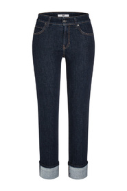 paris staight  9157-0040 -  donkere jeans
