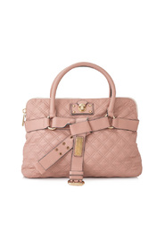 Quilted Calf Leather Bruna Handbag