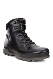 Sort Ecco Rugged High Sko