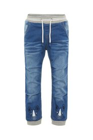Baggy fit jeans super stretch