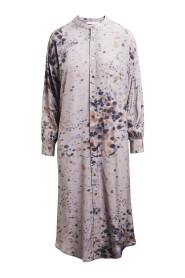 w21381152 speckle circle dress