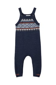 Knit suit wool