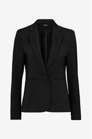 Svart Soaked in Luxury Dorthea Blazer