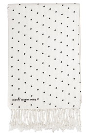 4 x dotted mind towel