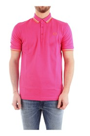 FRED PERRY M102 Polo Men FUXIA