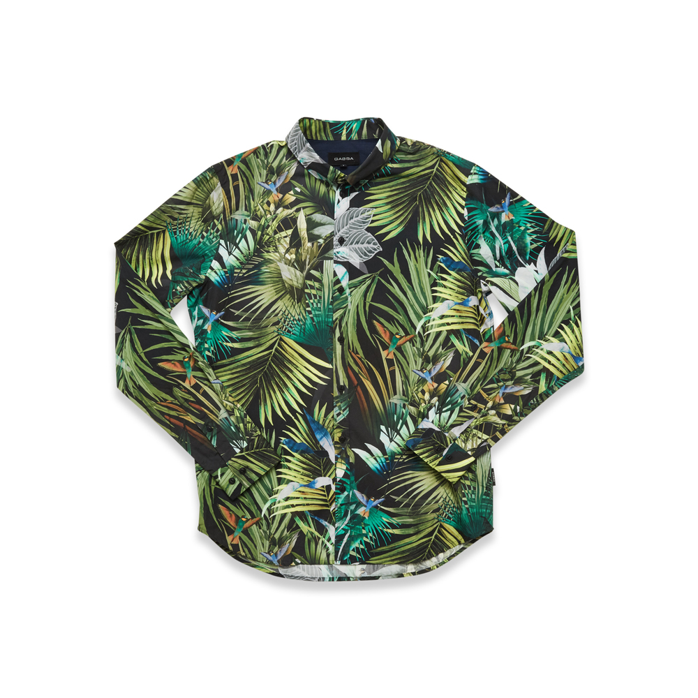 Brooks Jungle L / S shirt