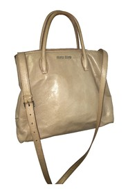 Top Handle Tote with Side Zip