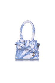 Printed Le Chiquito Leather Crossbody