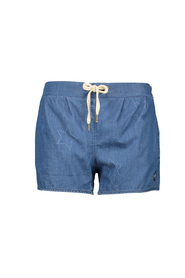 FLO star denim short F802-5632-160 denim