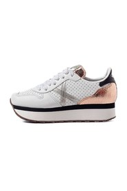 8815 Low Top Sneakers With Wedge
