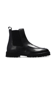 K-MOUNT leather Chelsea boots