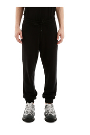 Wings patch joggers