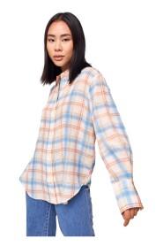Caroline silk shirt