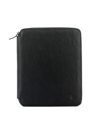 Black A4 briefcase