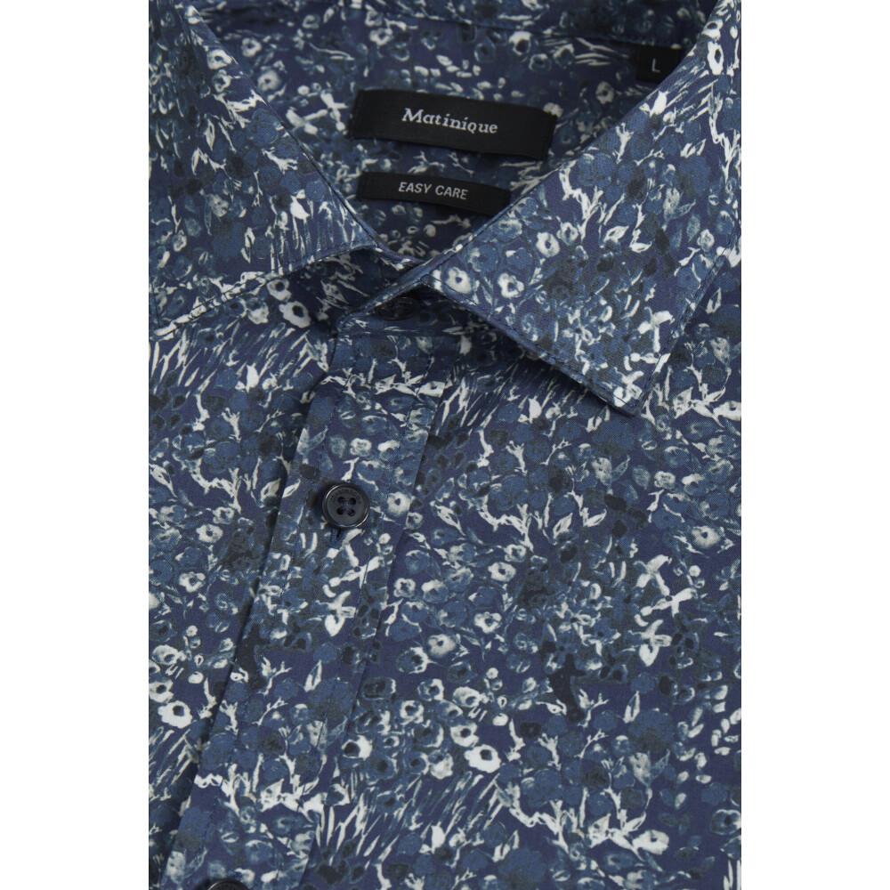 Blueprint Trostol B1 shirt | Matinique | Zakelijke Overhemden | Herenkleding