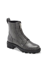Shiloh Leather Zip Boot