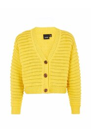 Knitted Cardigan cropped